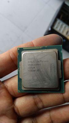 I5 4460 3.2ghz dùng cho main h81