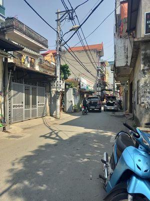 260m2 đất mặt ngõ Tam Trinh, xe tải đổ cửa