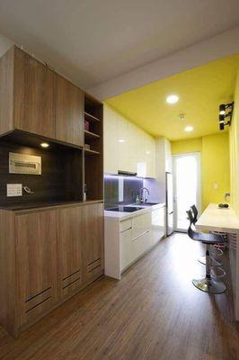 Bán gấp căn hộ đẹp Topaz City Quận 8