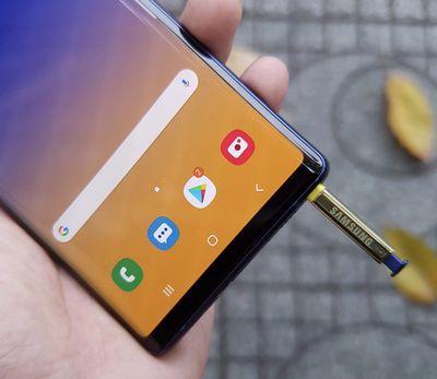 Samsung Galaxy Note 9 128GB Fullbox Tại BIN_MOBILE