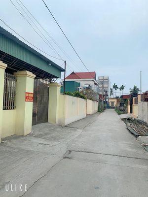 Bán lô đất Bắc Sơn, An Dương. Giá 1 tỷ 120tr