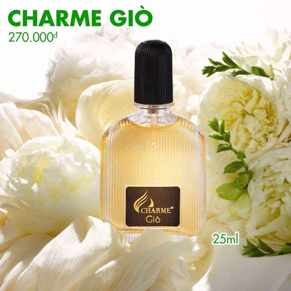 Nước hoa nam Charme Giò 25ml (Việt Nam)