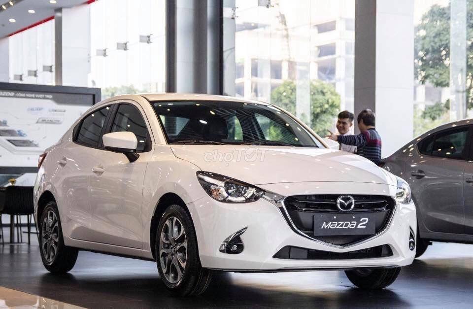 Mazda 2 Luxury SD 2019 ưu đãi lên đến 60tr ngay T9