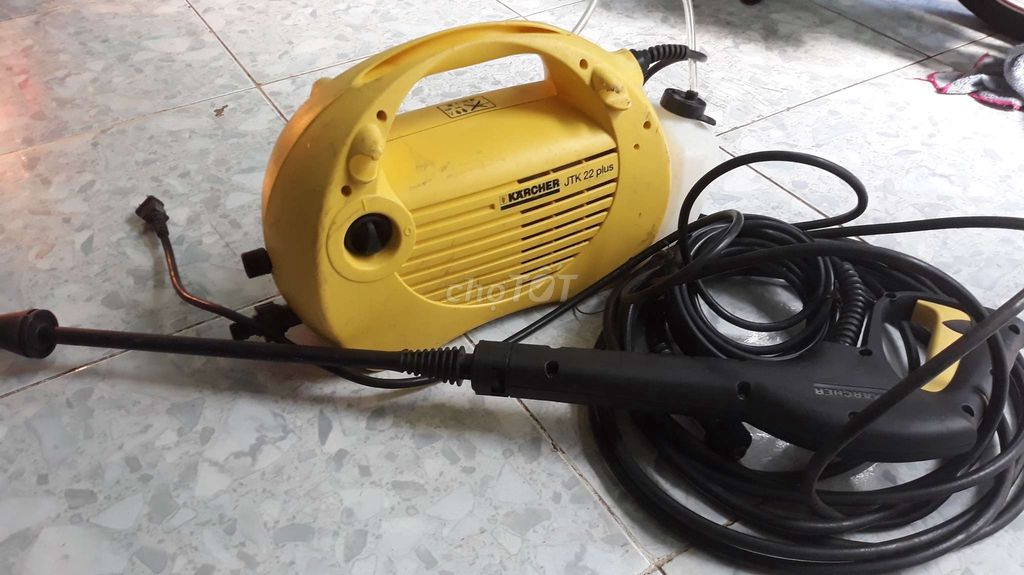 0379787556 - Máy rửa xe kacher nội địa Nhật
