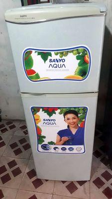 Sanyo aqua 140l rin 100%