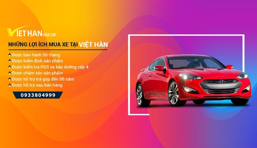 Cửa hàng Ô tô Việt Hàn