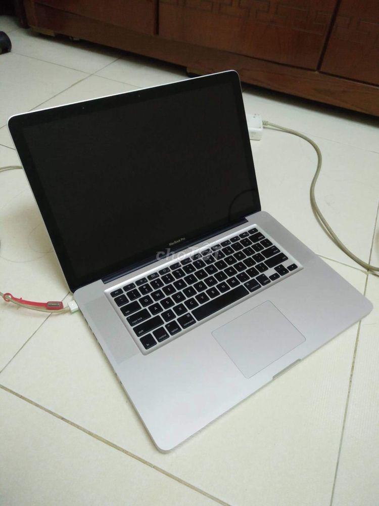 Macbook pro 2009 hàng xách tay Mỹ 15 inch