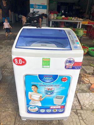 Máy giặt Sanyo 9kg lồng đứng