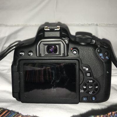 Canon 750D và 50mm 1.8STM