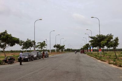 Đất Sunflower City,Nhơn Trạch,97.5m² giá 600 triệu
