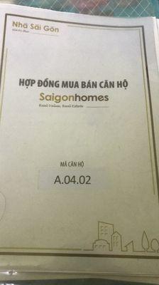 Cần bán căn hộ sài gòn home 70m 2PN,2wc...