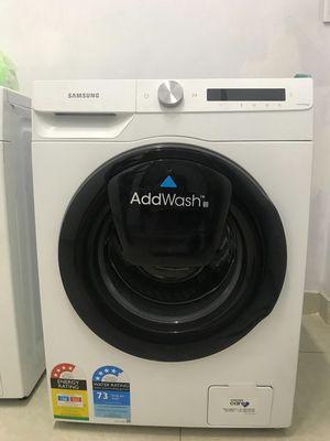 Máy giặt Samsung 12kg- cửa phụ