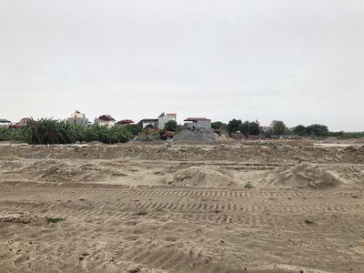 Lô đất trục đường 20,5m dự án Xuân Lâm