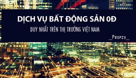Nhà đất Sài Gòn Propzy
