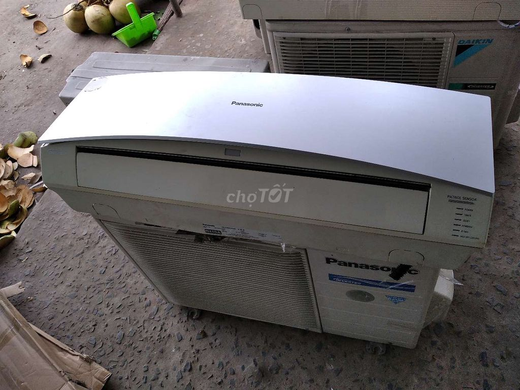 Máy lạnh Panasonic inverter 1,5 ngựa