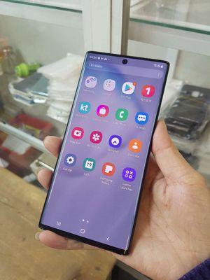 Samsung Note 10-5G màu Đen bản HQ 12/256gb