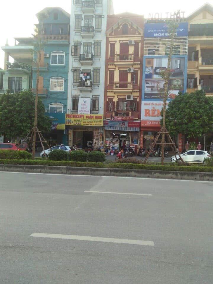 0916864590 - Gấp!!! Nhà mặt phố Tân Mai to 164m, MT 5.1m