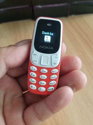 Điện thoại siêu nhỏ. Sử dụng 2sim có bluetooth