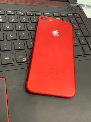 Apple iPhone 7 128 GB đỏ Produc
