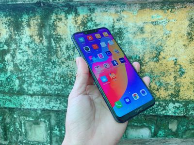 Huawei Honor Play 64G chính hãng 2 sim BH 6Tháng