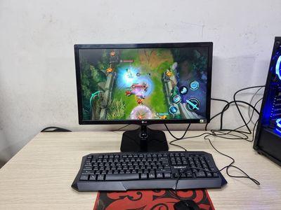"""Màn PC 22"""" LG Văn phòng Như mới LED FULL HD"""