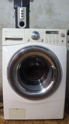 Máy giặt LG 12kg 8897sfg