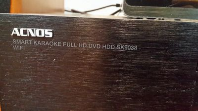 ĐẦU DVD KARAOKE ONLINE WIFI ACNOS SK9038