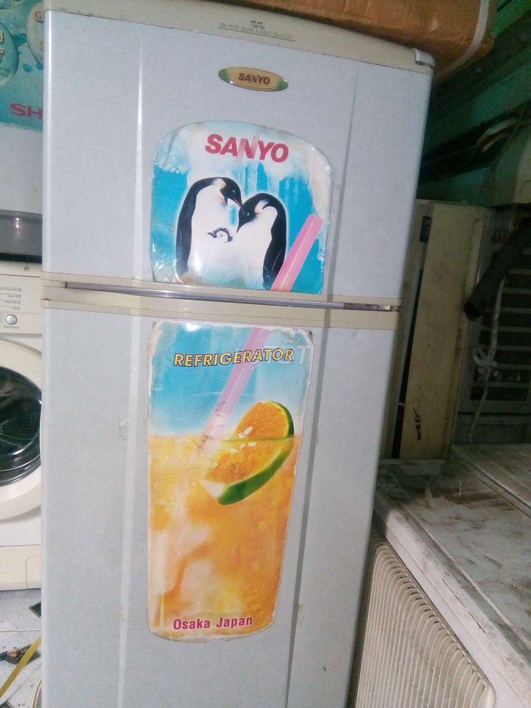 Tủ lạnh Sanyo giá sv
