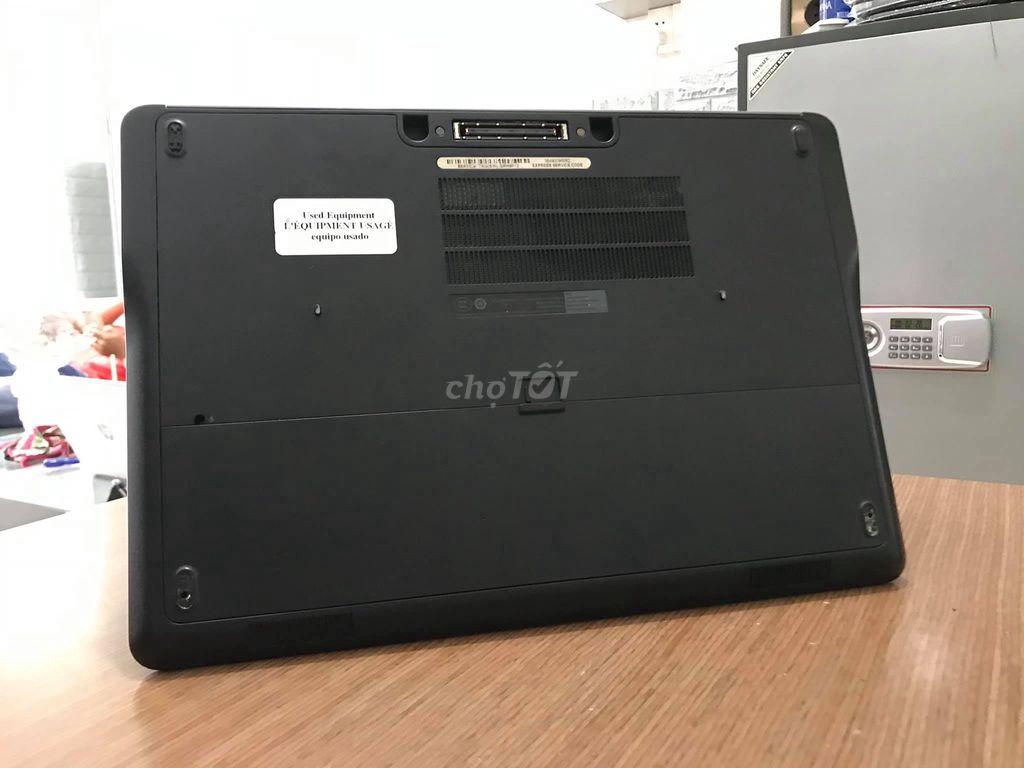 Dell ~ 14 FHD ~ chip intel i7 ~ 8G, 256G ~ vỏ nhôm