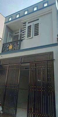 Nhà 1 lầu Nguyễn Văn Nghi P7 GV, 46m2 SHR Hẻm XH