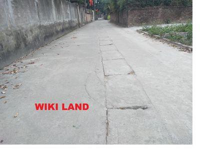 Cần bán gấp lô đất cạnh đường Vân Trì 40m2