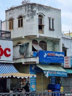 Bán Nhà Nhỏ 3Tầng Mặt Tiền Đường Nguyễn Thái Sơn