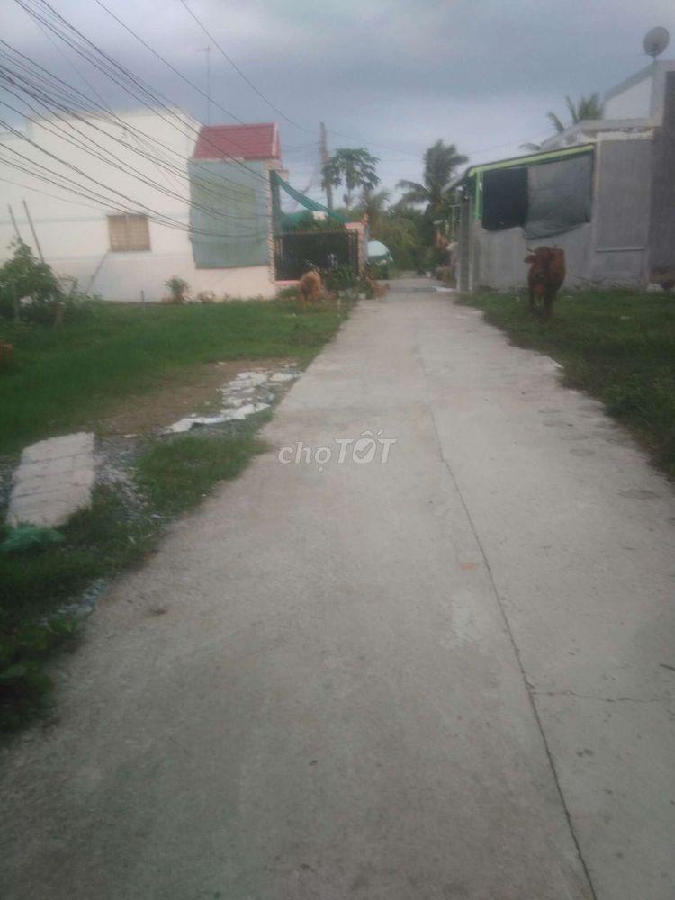 Đất 5x20m thổ cư 100%, SHR, phường Phú Tân, TPBTre