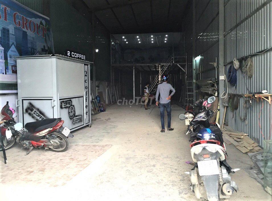 [Nhà kho/Xưởng sản xuất] ở HXT QL13 - 1 gác, 320m2