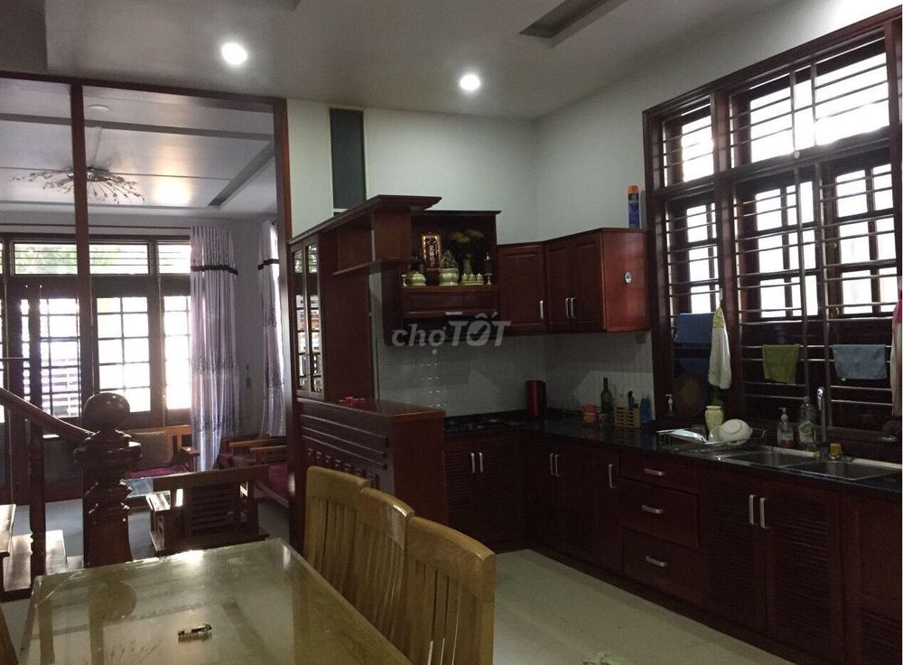 Biệt thự mới mặt tiền Hải Châu 117m² nội thất đẹp