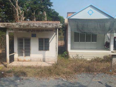 Nhà cấp 4 xã Phú Túc huyện Châu Thành