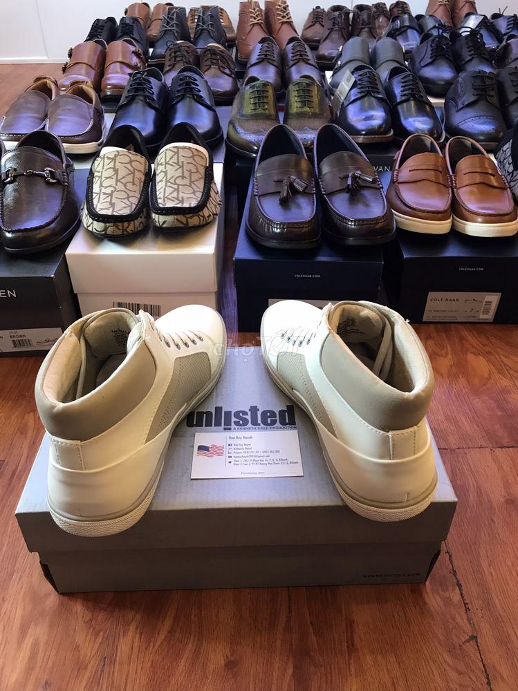 Giày Boot Kenneth Cole Hàng chính hãng