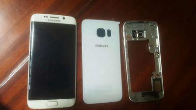 Màn hình Samsung Galaxy S6 Edge Trắng