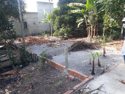đất an sơn 500tr hẻm 3m 100m2 cc vi bằng bao xây