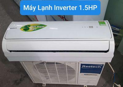 💢BÁN: Máy lạnh Reetech INVERTER 1.5HP
