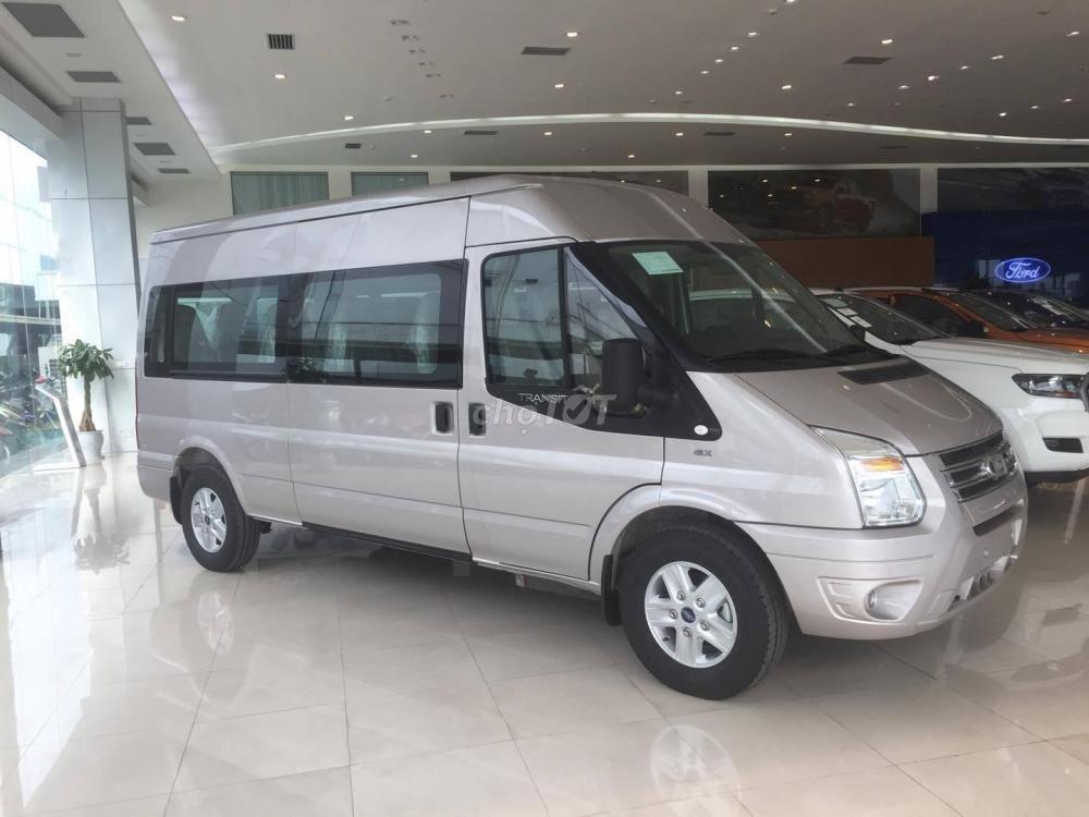 Ford Transit 16 chỗ, chở khách, tiện dụng