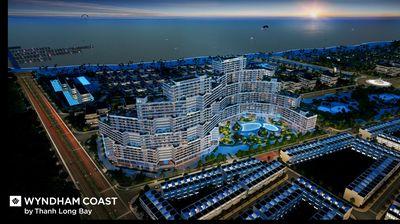 Căn hộ biển 5* tại khu du lịch mới Phan Thiết