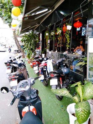 Sang quán cà phê 2 mặt tiền Tân Phú