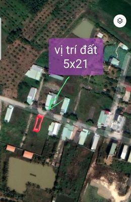 Đất ở xã Tân Bình, huyện Vĩnh Cữu, tỉnh Đồng Nai