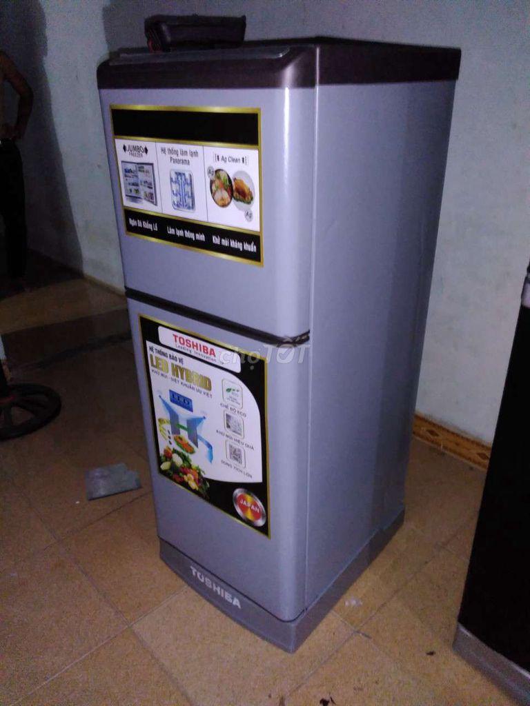0378433433 - Tủ lạnh Toshiba 140 lít (12/7)