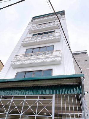 Nhà 6Tầng ,50m ,10 P.Khép Kín Cho Thuê Tại Phú Đô