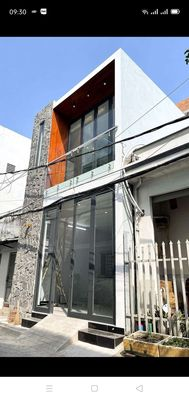 Bán Nhà 1 trệt 1 lầu Trần Khánh Dư (