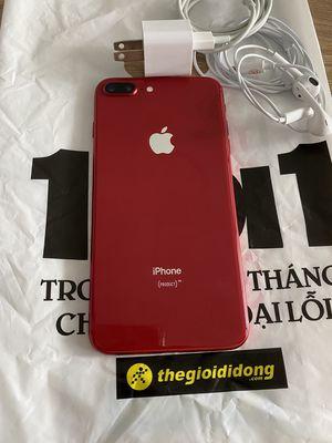 iPhone 8 Plus 64G Đỏ Chuẩn 100% Zin QTế Còn BH