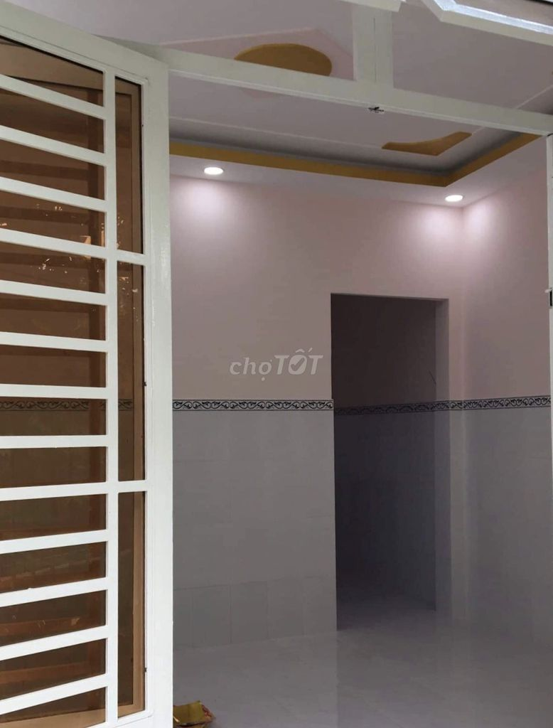 0933714720 - Tôi bán gấp nhà cấp 4 đường Phan Văn Trị P7 Gò Vấp