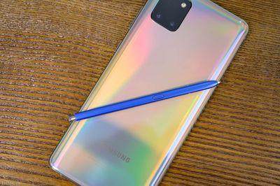 Galaxy Note 10 Lite New BH 12 tháng chính hãng cty